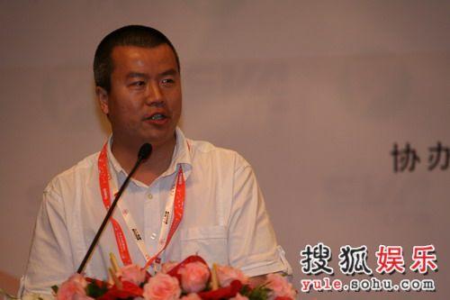 上海文广新闻传媒集团总裁助理 陈梁