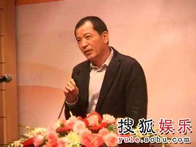 橙天娱乐总裁 庄立奇