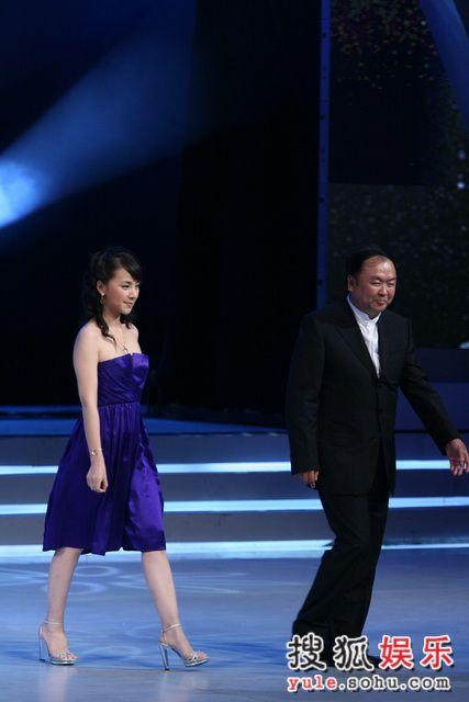 图:第14届上海电视节颁奖晚会-高希希何琳