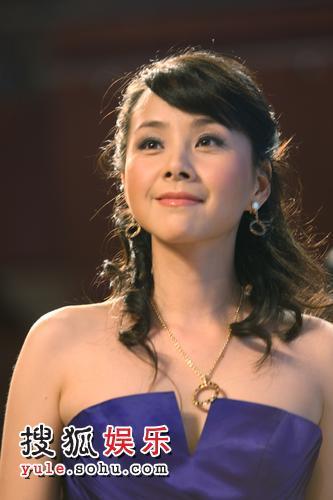 图:第十四届上海电视节-何琳