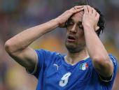图文:[欧洲杯]意大利1-1罗马尼亚 托尼很后悔