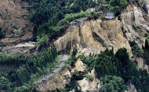 地震 岩手