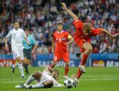 图文:希腊0-1俄罗斯 科洛丁金鸡独立