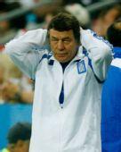 图文:希腊0-1俄罗斯 雷哈格尔抱头无奈