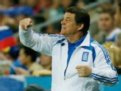 图文:希腊0-1俄罗斯 雷哈格尔焦急