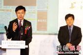 图:上影搜狐达成战略合作-龚宇先生发表讲话