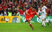 幻灯:瑞士2-0胜葡萄牙 雅金罚进点球梅开二度