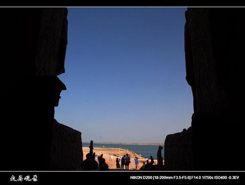 埃及第一神庙--阿布辛贝神庙