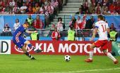 幻灯:克罗地亚1-0波兰