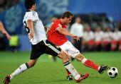 图文:[欧洲杯]德国1-0奥地利 巴拉克防守