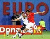 图文:德国1-0胜奥地利 波多尔斯基PK斯特兰茨