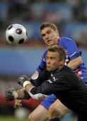 图文:[欧洲杯]克罗地亚1-0波兰 面目狰狞