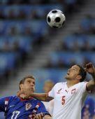 图文:克罗地亚1-0波兰 克拉什尼奇PK杜德卡