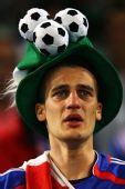 图文:意大利2-0法国 爱的深切