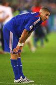 图文:意大利2-0法国 里贝里尽力了