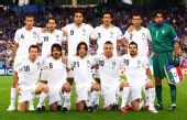幻灯:意大利2-0法国 铁卫吃红牌意大利侥幸2球