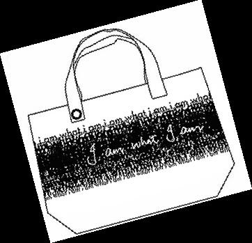 为了纪念张国荣特别设计的环保袋