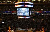 图文:[NBA]湖人VS凯尔特人 花园球馆内景