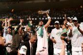 图文:[NBA]真理获总决赛MVP 皮尔斯高呼
