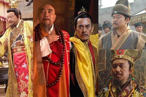 电视tv 搜狐电视剧收视榜     《少林寺传奇》 到底它为什么火?图片