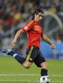 幻灯:西班牙1-1希腊 皇马新星进国家队处子球