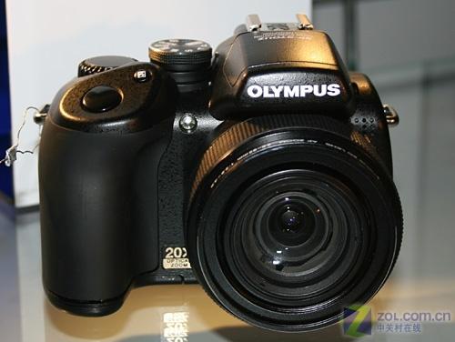 20倍光变26mm广角 奥林巴斯SP570上市
