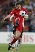 图文:葡萄牙2-3不敌德国 佩蒂特在比赛中控球