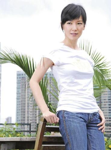 林熙蕾强调与杜琪峰没有不和