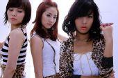 组图:Wonder Girls豹纹诱惑尽显性感女人姿态