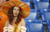 图文:俄罗斯3-1荷兰闯入四强 荷兰队球迷神伤