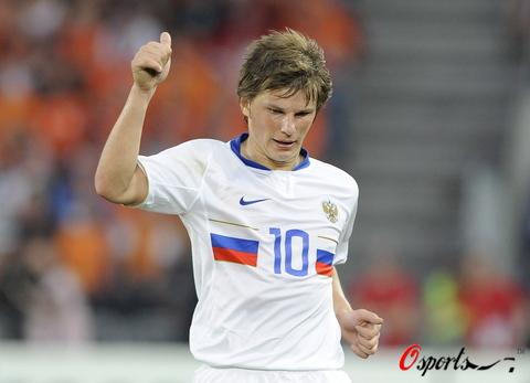 图文:荷兰1-3俄罗斯 我是最棒的