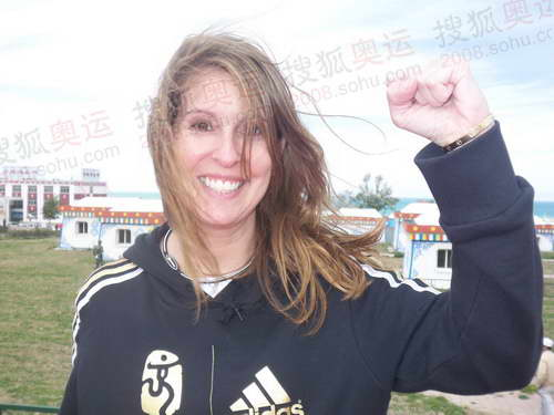 阿迪达斯北京2008奥运项目总监柯瑞嘉