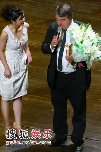 第十一届上海国际电影节《空虚》获最佳编剧奖