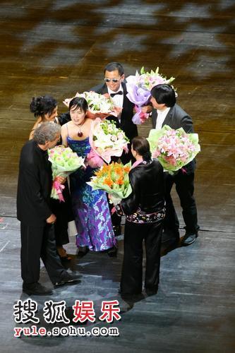 图:第十一届上海国际电影节闭幕评委