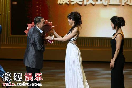 图:上海国际电影节最佳男主角马国伟