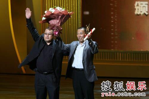 图:第十一届上海国际电影节-马国伟高群书
