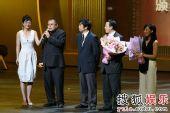 图:第十一届上海国际电影节闭幕式高群书讲话