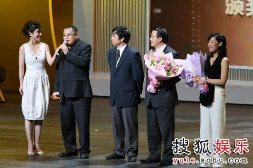 图:第十一届上海国际电影节闭幕式导演高群书