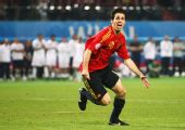 图文:西班牙4-2意大利 自己都不敢相信