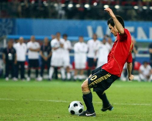 图文:西班牙4-2意大利 致命的一击