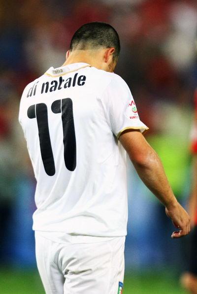 图文:西班牙4-2意大利 迪纳塔拉点球没进
