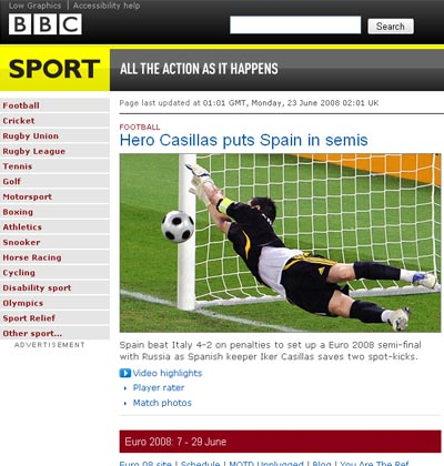 BBC截屏