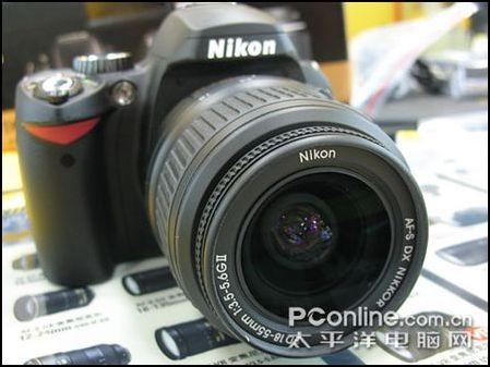 尼康 D60(配18-55mm VR防抖镜头套机)