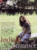 组图:高雅拉印度拍杂志 清纯幼女性感变身