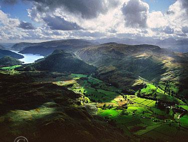 地球上最优美的湖区 英格兰湖区