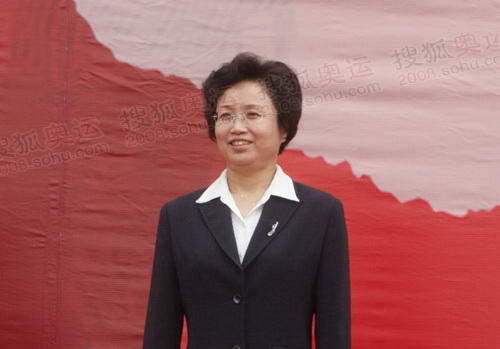青海省委副书记、省长宋秀岩