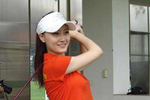 玩高尔夫上瘾