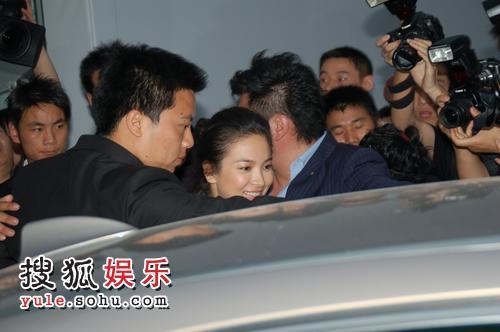 宋慧乔出席代言活动
