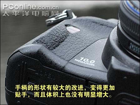 奥林巴斯E-420评测试用