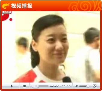 视频:专访08奥运火炬手谭晶 祝福北京传递梦想